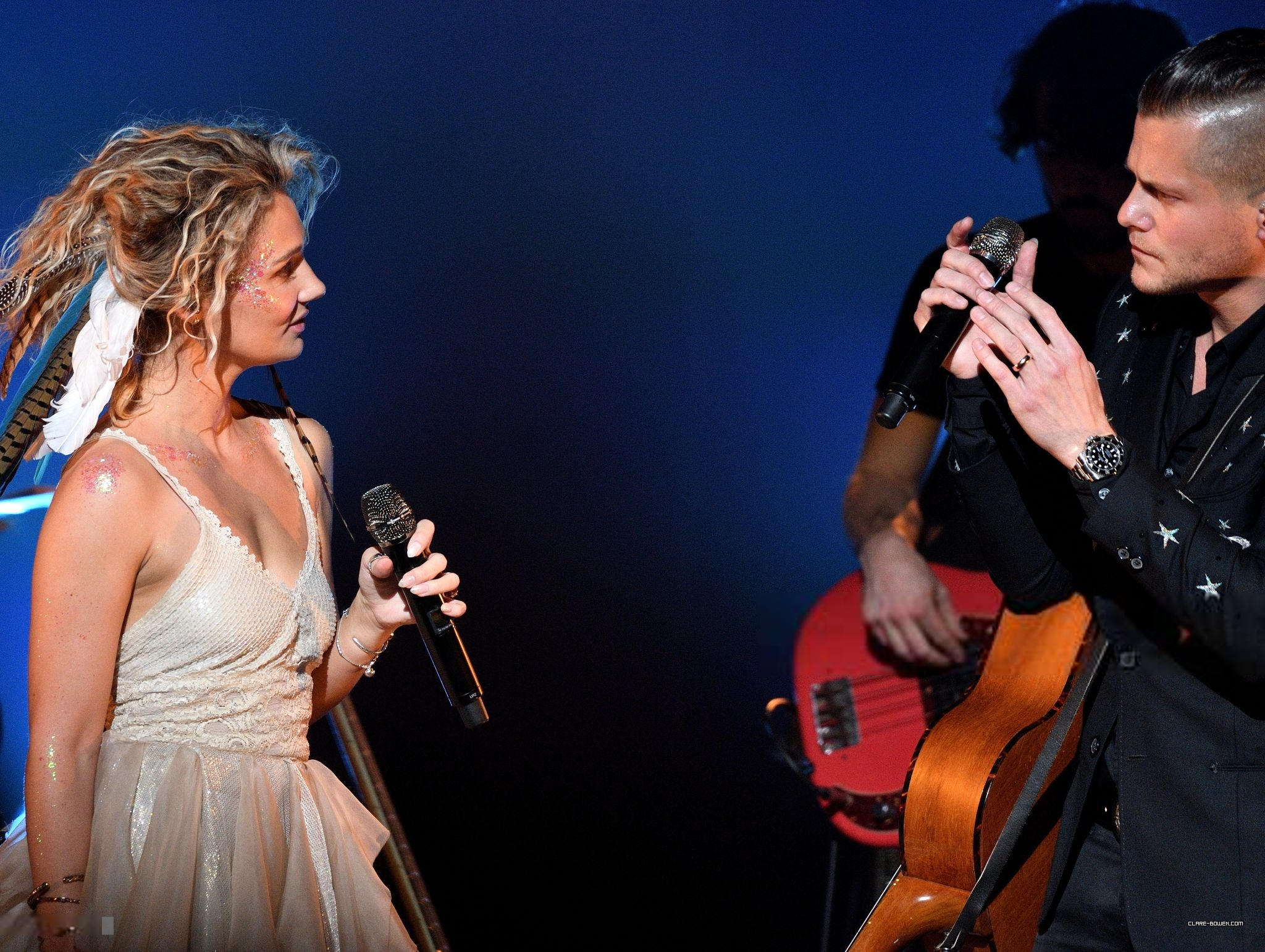 Photos: Clare Bowen UK Solo Tour (London)